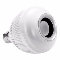Lampada Led Music Bulb Party Ball Som Bluetooth com Controle - comprar online
