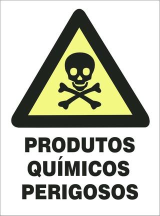 PRODUTOS QUIMICOS PERIGOSOS