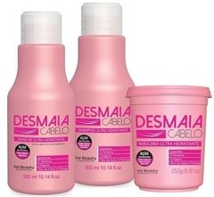 FOR BEAUTY DESMAIA CABELO KIT COM MÁSCARA DE 250G