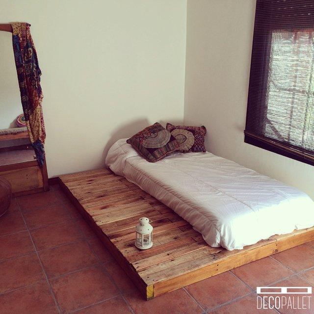 Tienda online de decopallet - Tarimas para camas ...