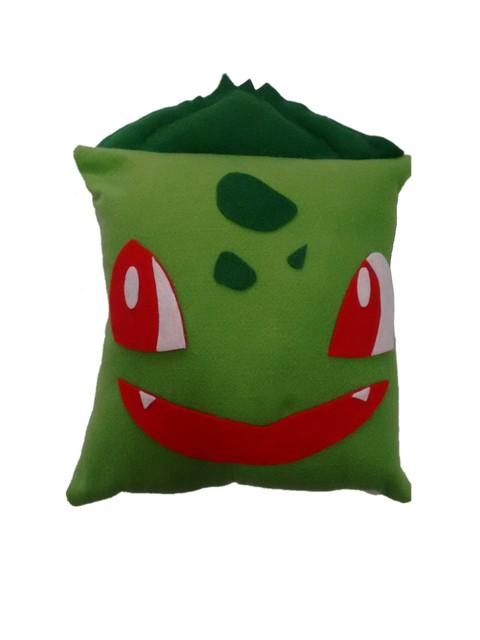 Almofada Bubassauro - Pokémon