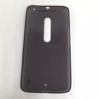 Capa de celular de Silicone Fumê Motorola Moto X3 Play