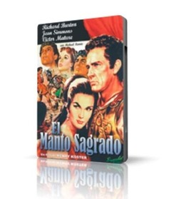 El Manto Sagrado - DVD Original
