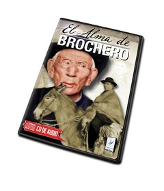 El Alma De Brochero (cd Audio) - Cd Original