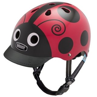 Capacete Infantil Little Nutty Ladybug Nutcase