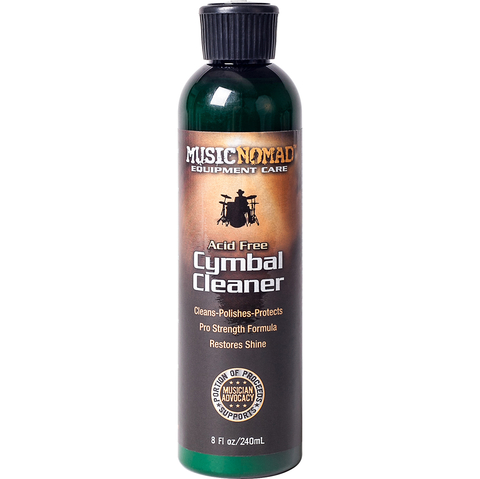 Protetor de Pratos Music Nomad Cymbal Cleaner MN111 - AC0812