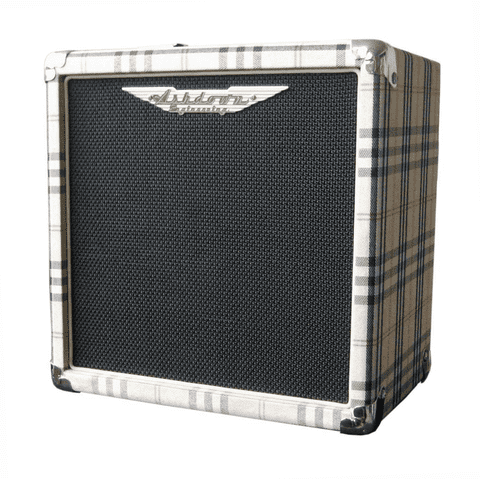 Amplificador Ashdown p/ Baixo Tourbus Cream Check 10w  - AP0082