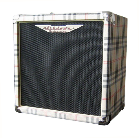 Amplificador p/ Baixo Ashdown Tourbus Cream Check 15w - AP0087