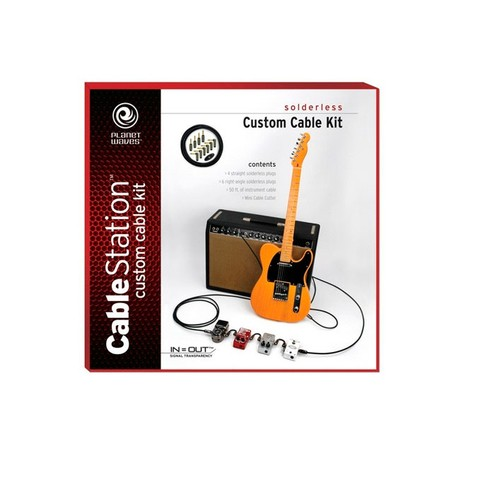 Kit De Cabos Planet Waves Cable Station PW-GPKIT-50 - CB0155