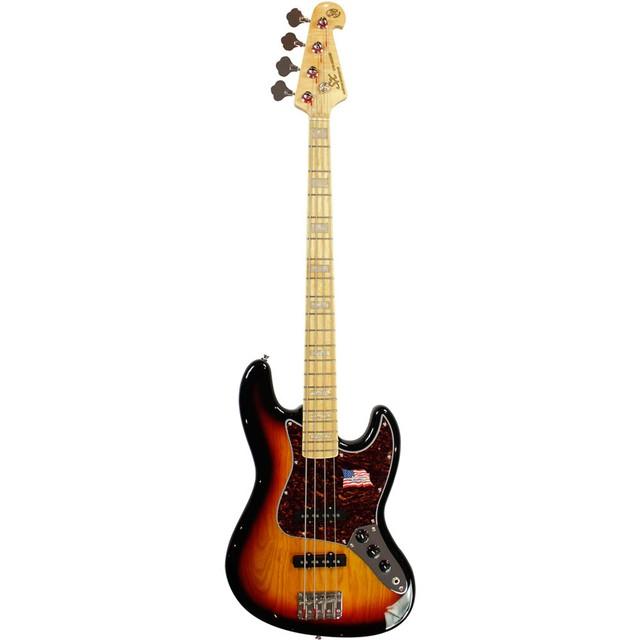 Circuito Para Baixo Jazz Bass : Baixo sx jazz bass sjb ts sunburst tortoise bx
