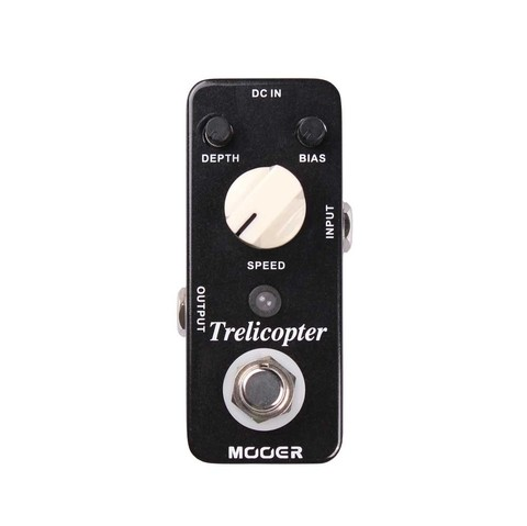 Pedal Mooer Trelicopter Optical Tremolo - PD0514