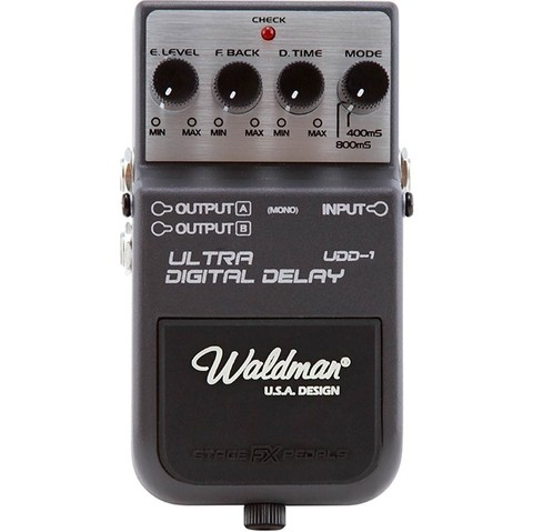 Pedal Waldman UDD-1 Digital Delay - PD0996
