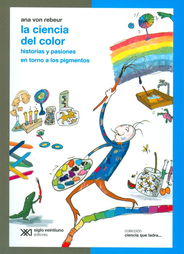 La ciencia del color - Librería Donde viven los libros