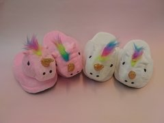 Pantuflas Unicorn Love