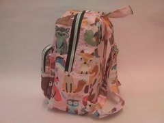 Mochila Pink Wild Animals en internet