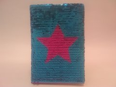 Cuaderno Switch Sequin - comprar online