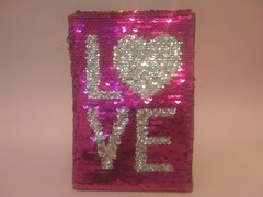 Cuaderno Switch Sequin en internet