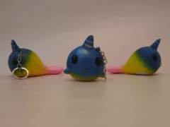 Squishy Narwhal Love