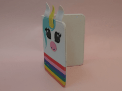 Portapasaportes Unicorn Love - Onda Shop