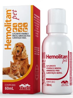 Hemolitan Pet 60 ml