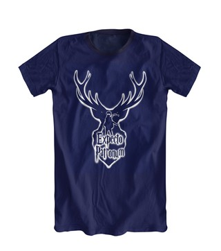Camiseta Harry Potter Expecto Patronum