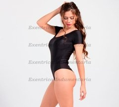 Body Manga Corta Talle 4 = Xl