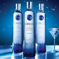 Vodka Ciroc 750ml - comprar online