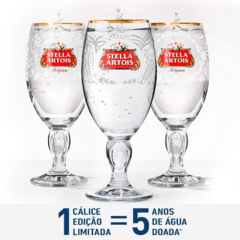 Imagem do Kit 3 Taças Stella Artois 250ml - Índia, México e Filipinas