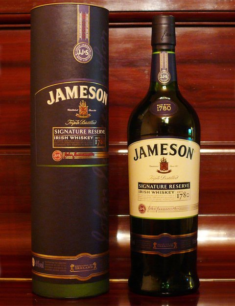 Jameson Signature Reserve - 1000 ml