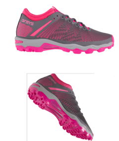 ZAPATILLAS HOCKEY GRAYS CAGE AST ROSA