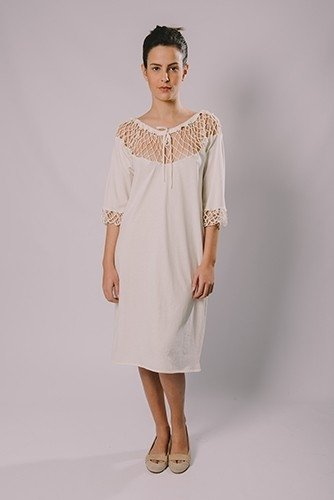 NET FISHING TUNIC DRESS