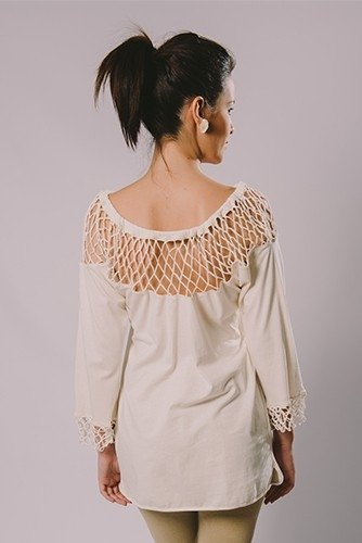 NET FISHING TUNIC - buy online