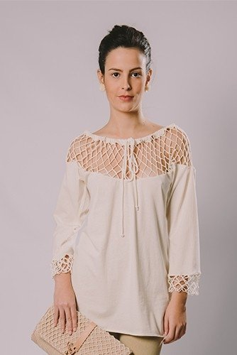 NET FISHING TUNIC