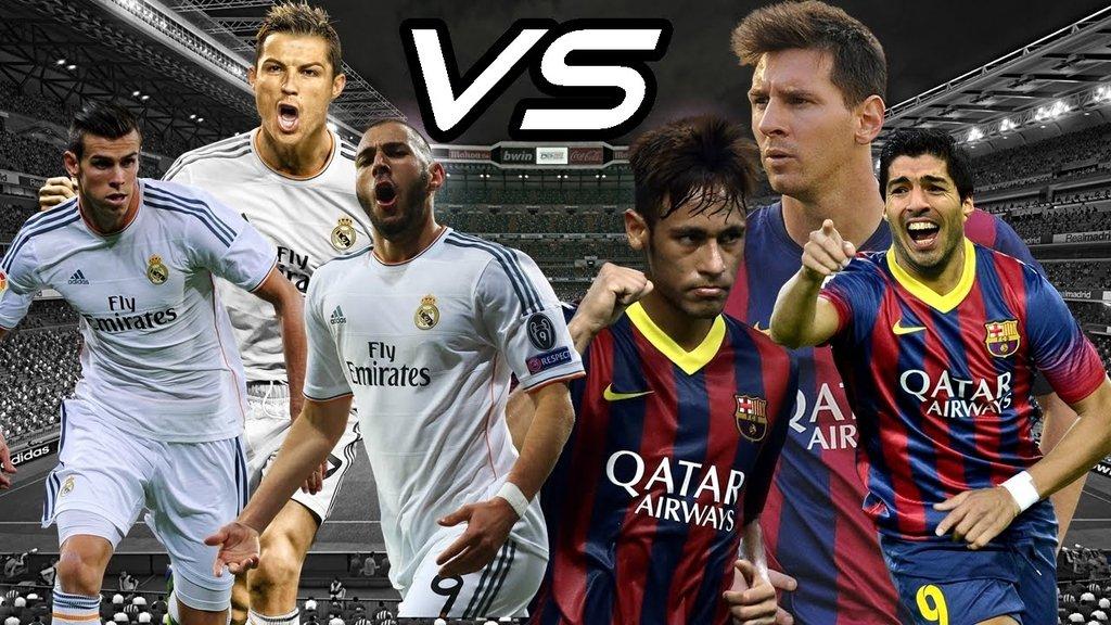 real madrid gegen barcelona 2017