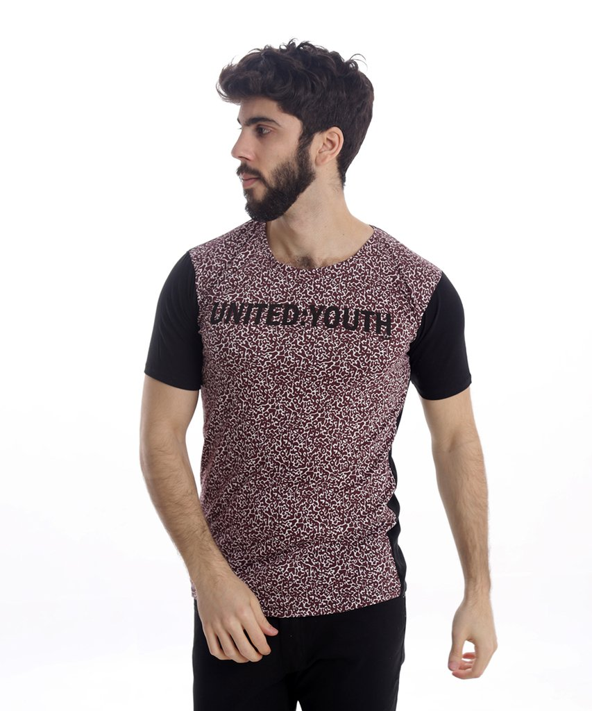 Remera Bordo UNITED