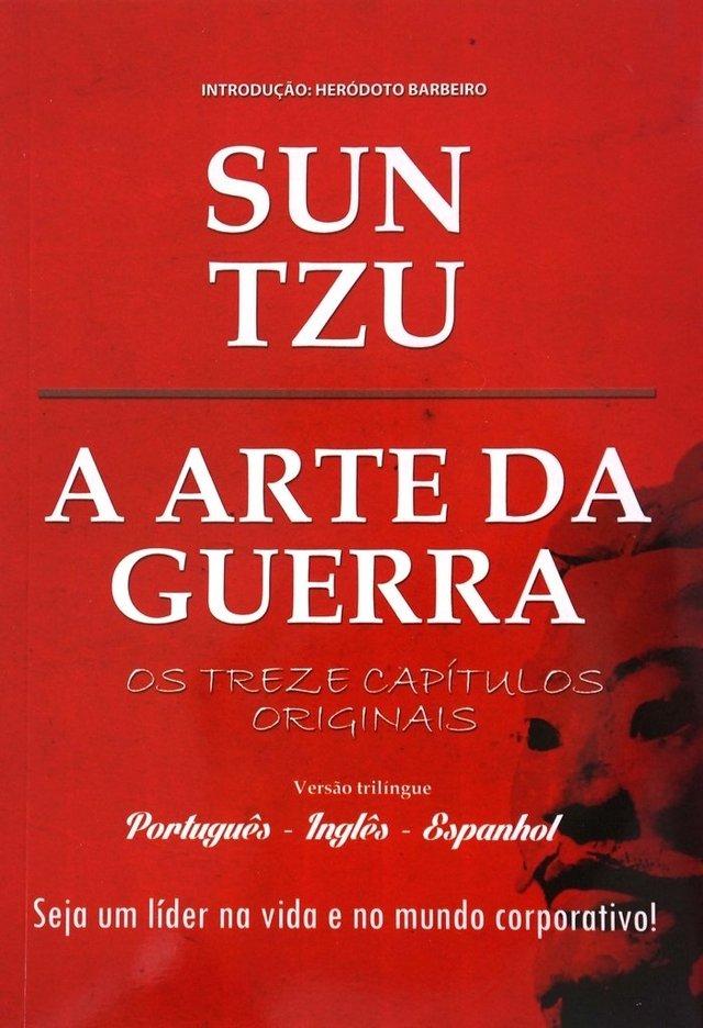"""Resultado de imagem para """"A Arte da Guerra"""", de Sun Tzu"""