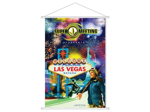 Banner Super Meting -  Las Vegas