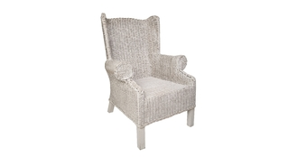 Sillon Bergere en hilo natural