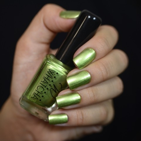 Greenary Satin