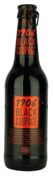 vaso copa de cerveza estrella galicia red vintage