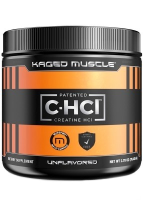 KAGED MUSCLE CREATINE HCL 75 SERVINGS (PAGUE 1 LEVE 2)