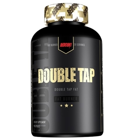 REDCON1 DOUBLE TAP | 90 CAPSULES (PAGUE 1 LEVE 2)