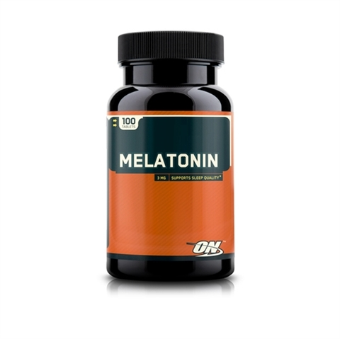ON MELATONIN 100 CAPS.