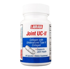 LABRADA JOINT UC-II | 60 CAPSULES (PAGUE 1 LEVE 2)