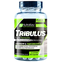 NUTRAKEY TRIBULUS 100 CAPS. (PAGUE 1 LEVE 2)