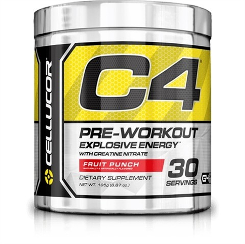 C4 PRE WORKOUT 30 SERVINGS - comprar online