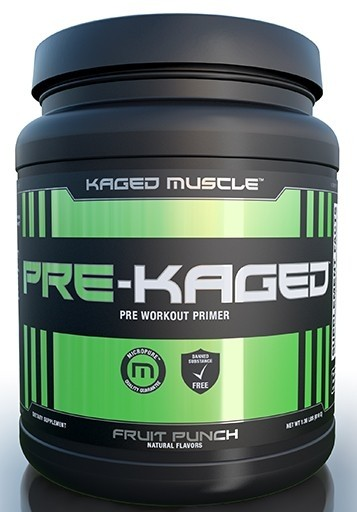 PRE KAGED MUSCLE 20 SERVINGS - comprar online