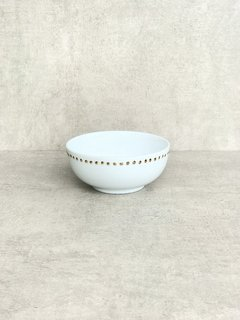 Bowl Oro Blanco