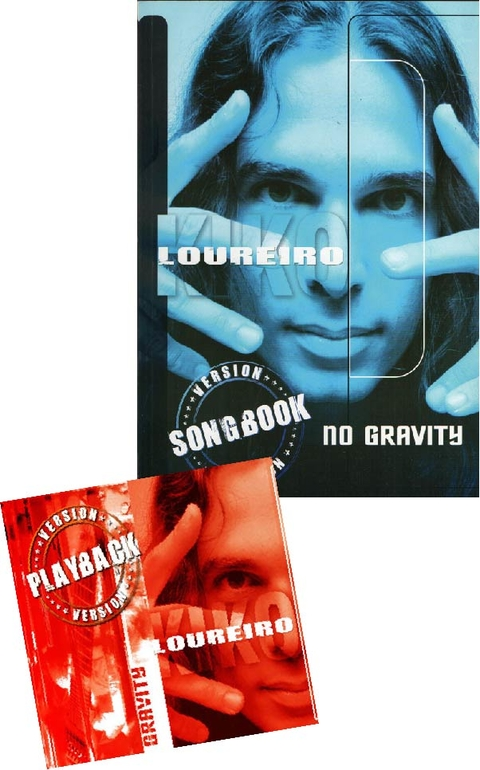No gravity (SONGBOOK) + No Gravity Playback (CD - VERSÃO ECONÔMICA)