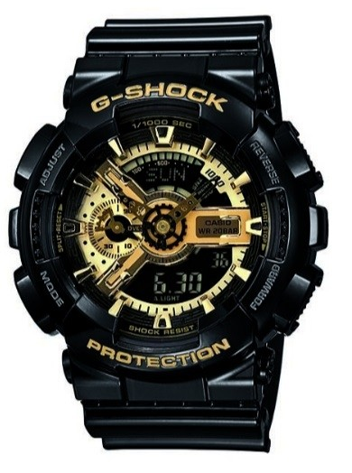 Relogio G-Shock GA-110GB-1A Limited Edition